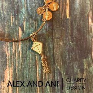 Alex and Ani Inspiration In Flight Bangle